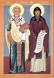 Храм святих рівноапостольних Кирила і Мефодія с. Поліське
